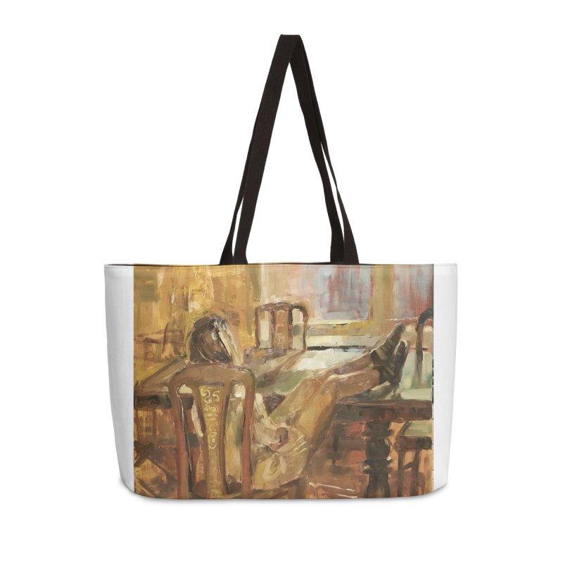Day Dreaming Accessories Weekender Bag Bag by JPayneArt's Artist Shop
