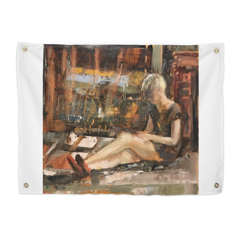 Red Shoes Home Tapestry by JPayneArt's Artist Shop