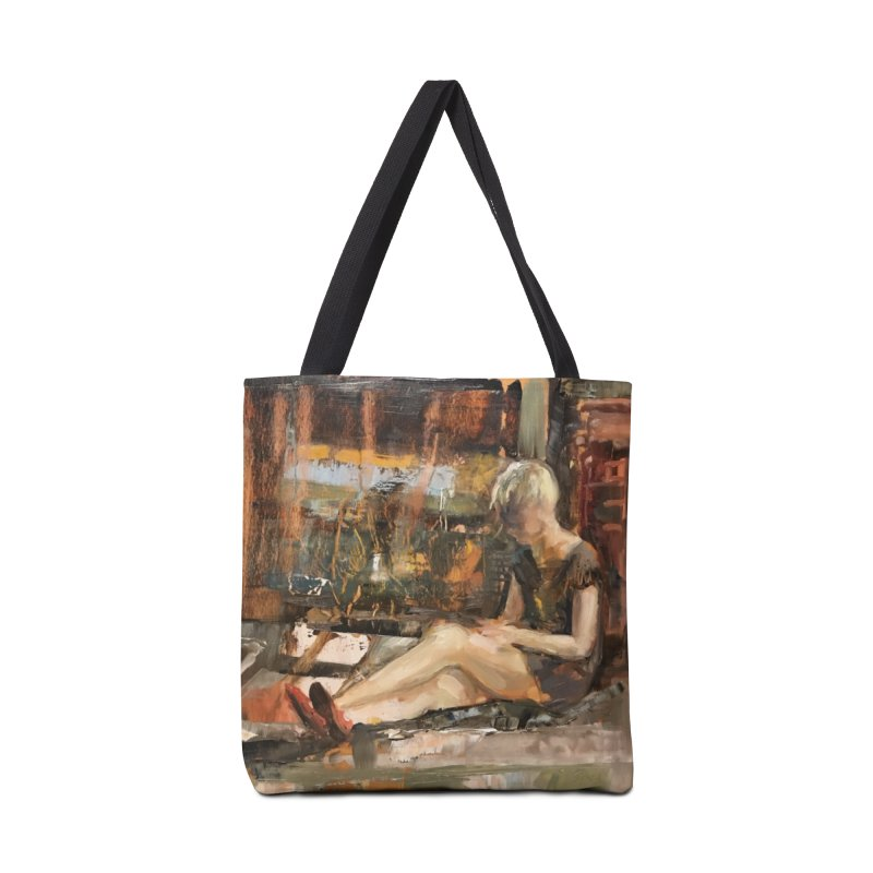 Red Shoes Accessories Tote Bag Bag by JPayneArt's Artist Shop