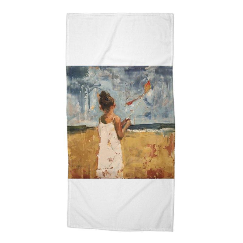 MarchWinds Accessories Beach Towel by JPayneArt's Artist Shop