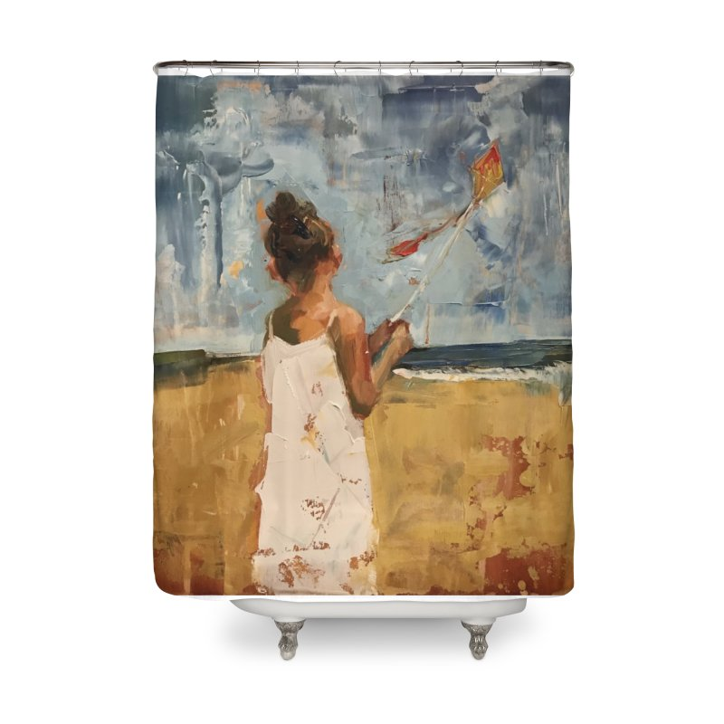 MarchWinds Home Shower Curtain by JPayneArt's Artist Shop