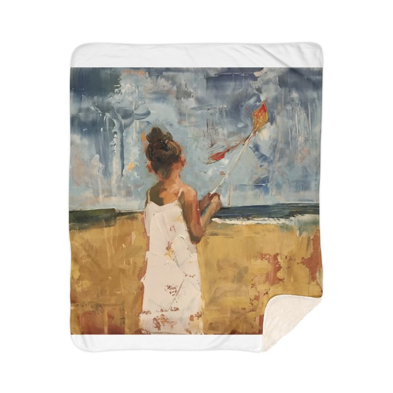 MarchWinds Home Sherpa Blanket Blanket by JPayneArt's Artist Shop