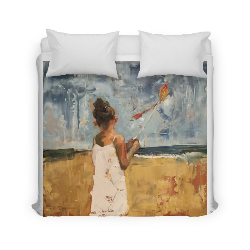 MarchWinds Home Duvet by JPayneArt's Artist Shop