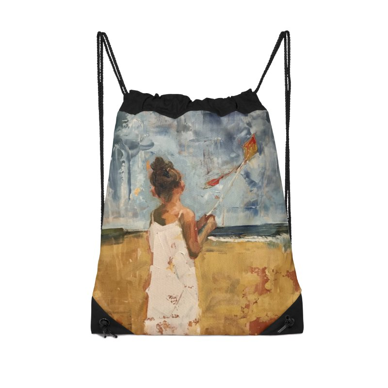 MarchWinds Accessories Drawstring Bag Bag by JPayneArt's Artist Shop