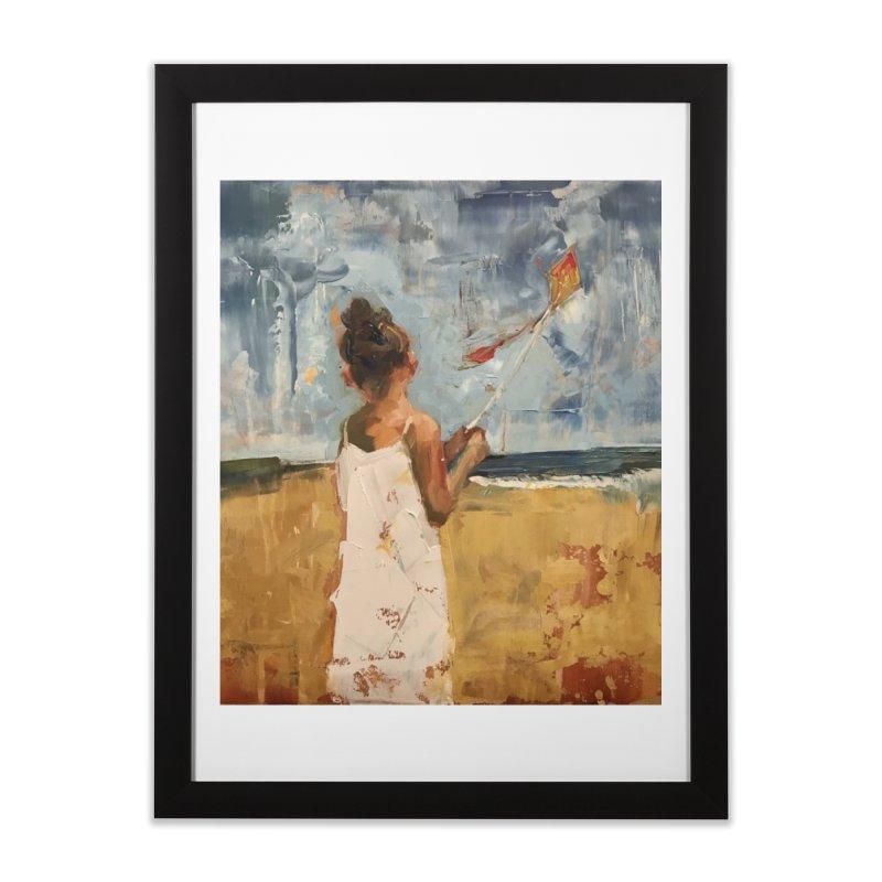 MarchWinds Home Framed Fine Art Print by JPayneArt's Artist Shop