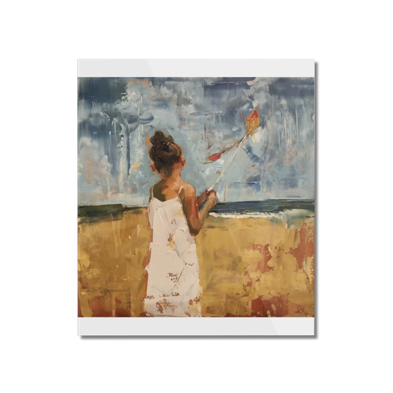 MarchWinds Home Mounted Acrylic Print by JPayneArt's Artist Shop