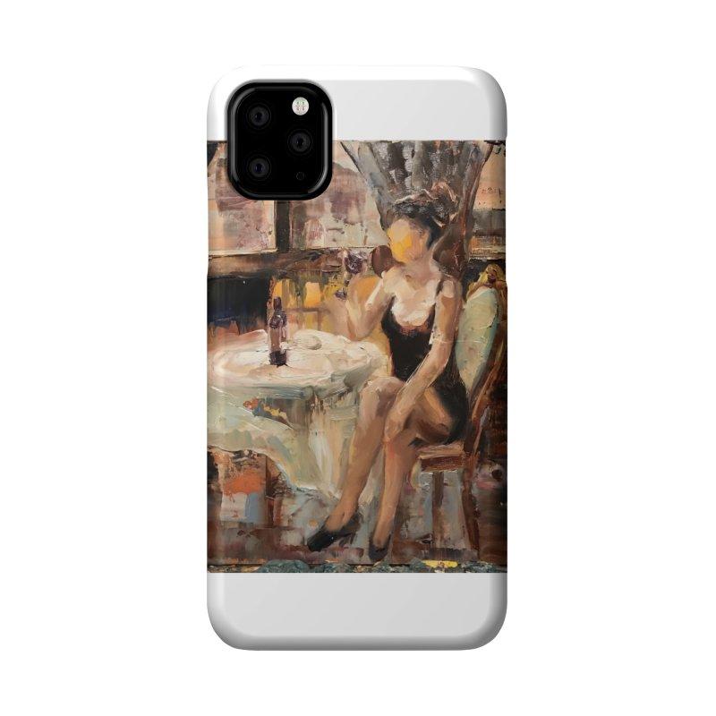 Little Black Dress Accessories Phone Case by JPayneArt's Artist Shop