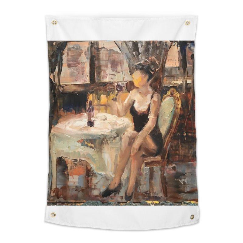 Little Black Dress Home Tapestry by JPayneArt's Artist Shop