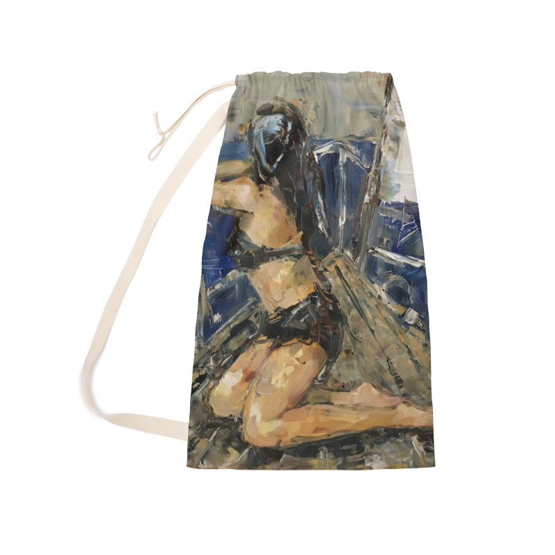 Destination Everywhere Accessories Laundry Bag Bag by JPayneArt's Artist Shop