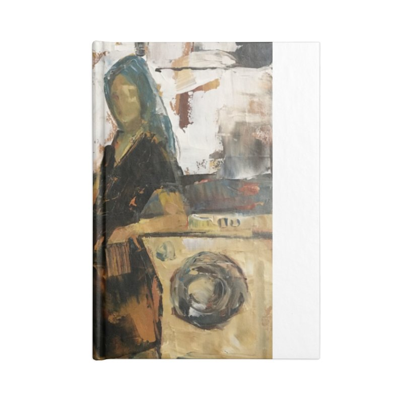 Laundry Day Accessories Lined Journal Notebook by JPayneArt's Artist Shop