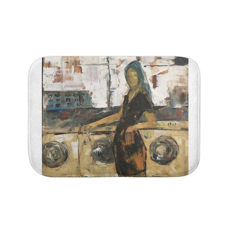 Laundry Day Home Bath Mat by JPayneArt's Artist Shop