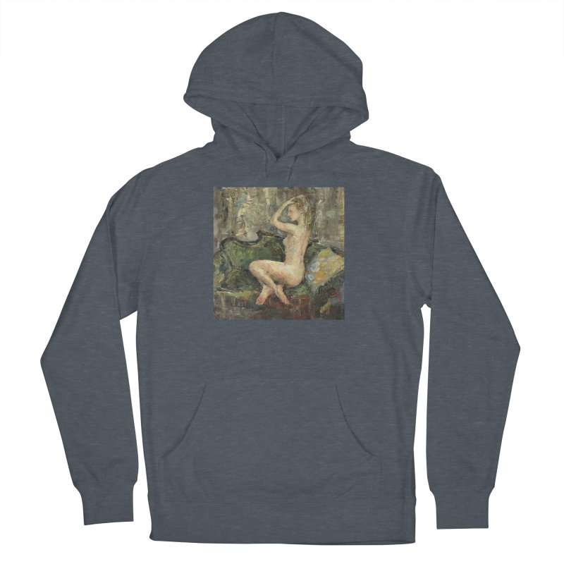 Emauralde Women's French Terry Pullover Hoody by JPayneArt's Artist Shop