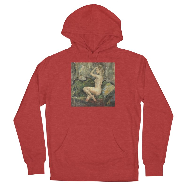 Emauralde Men's French Terry Pullover Hoody by JPayneArt's Artist Shop
