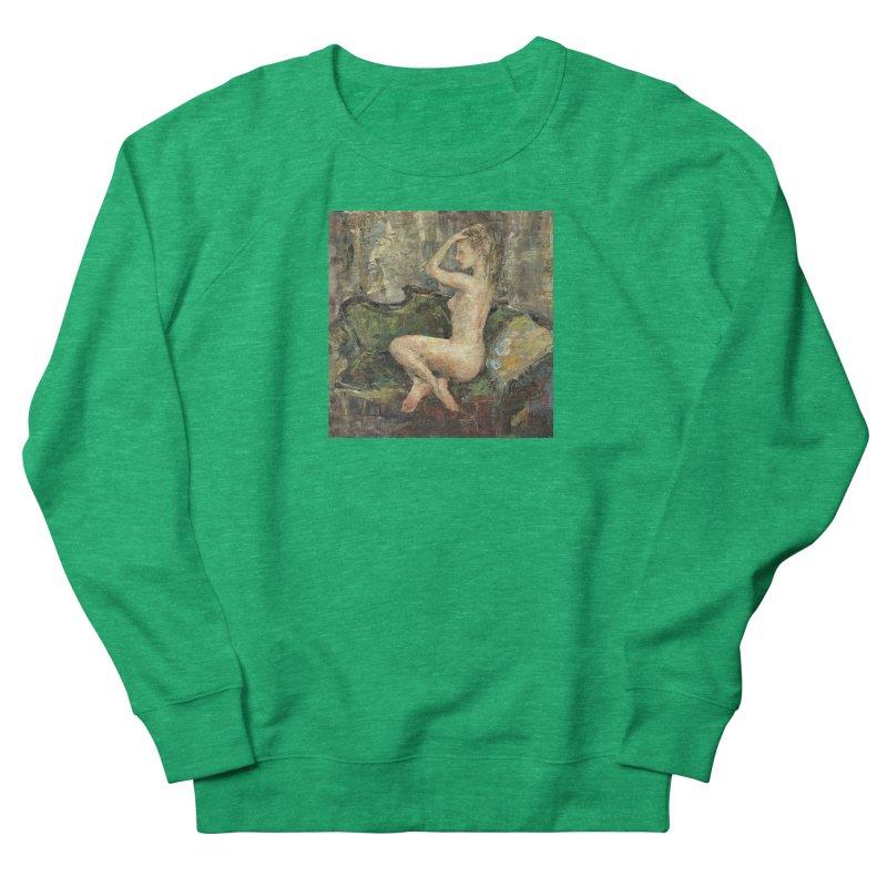 Emauralde Women's French Terry Sweatshirt by JPayneArt's Artist Shop