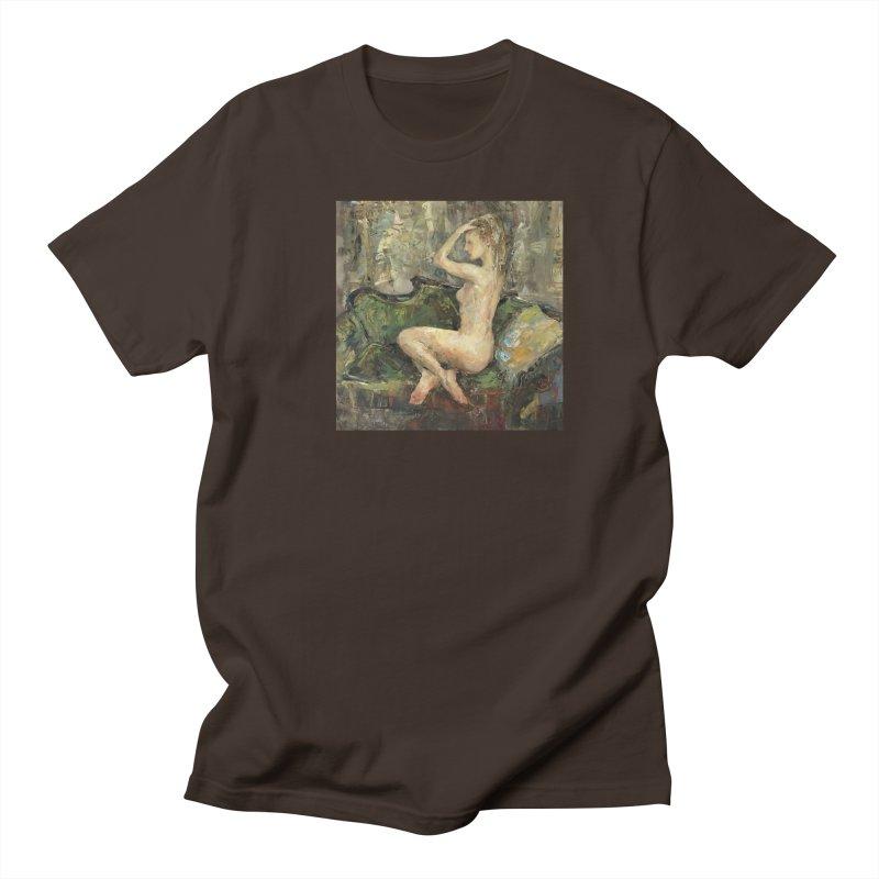 Emauralde Men's Regular T-Shirt by JPayneArt's Artist Shop