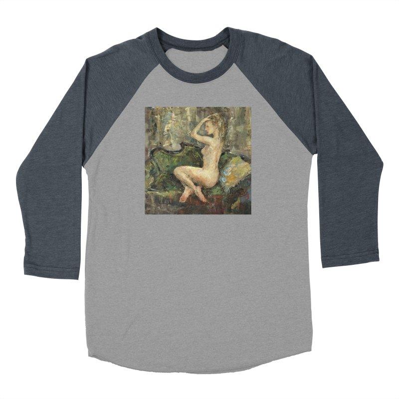 Emauralde Women's Baseball Triblend Longsleeve T-Shirt by JPayneArt's Artist Shop