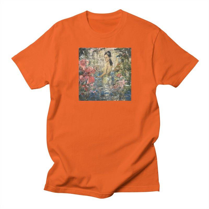 Naupaka Women's Regular Unisex T-Shirt by JPayneArt's Artist Shop