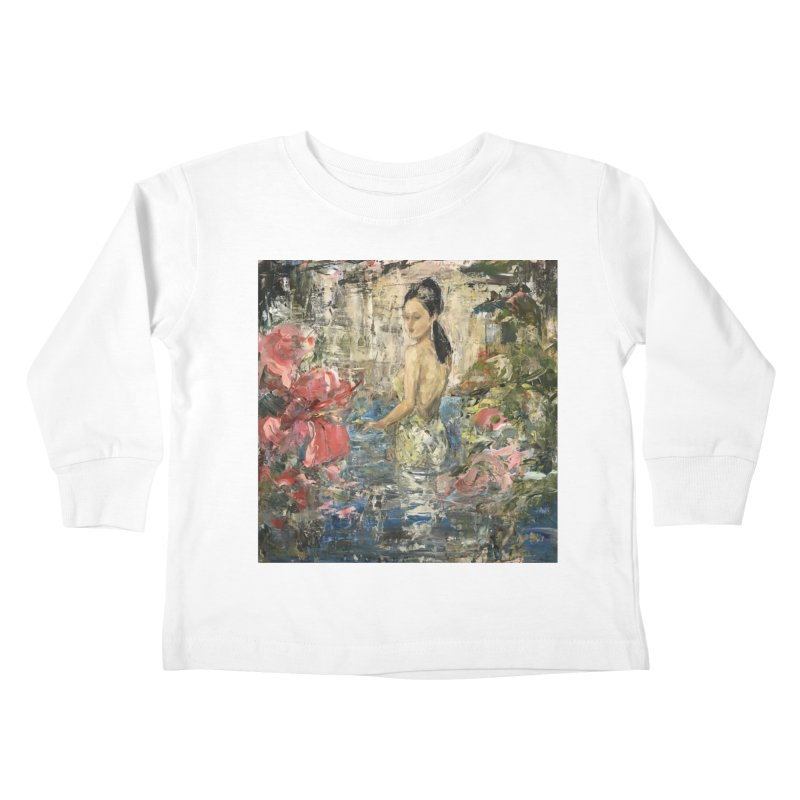 Naupaka Kids Toddler Longsleeve T-Shirt by JPayneArt's Artist Shop