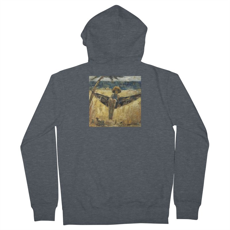 Goodlife Men's French Terry Zip-Up Hoody by JPayneArt's Artist Shop