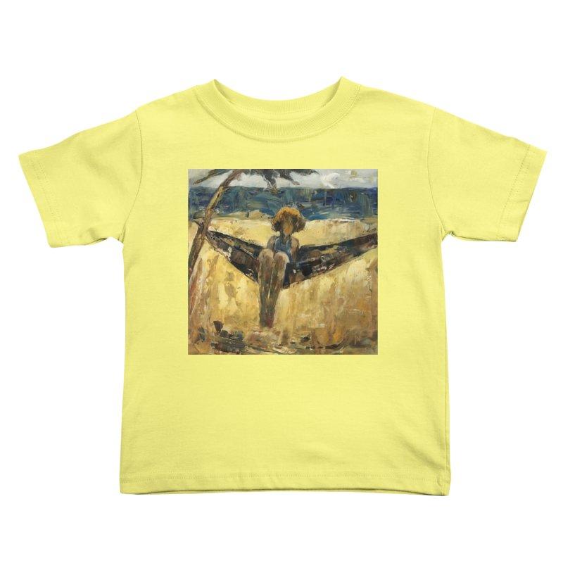 Goodlife Kids Toddler T-Shirt by JPayneArt's Artist Shop