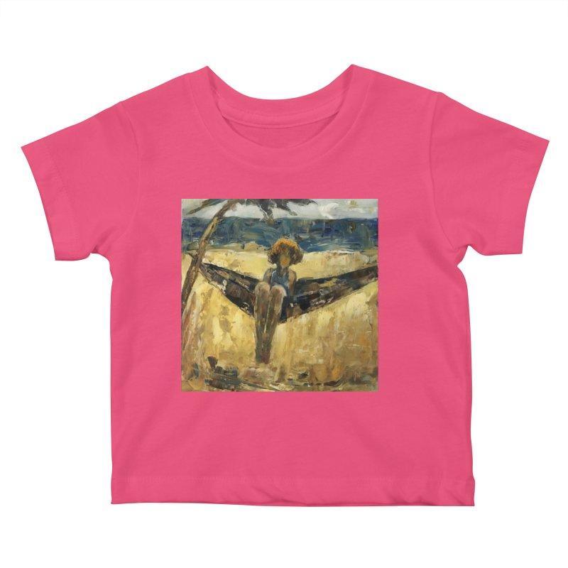Goodlife Kids Baby T-Shirt by JPayneArt's Artist Shop
