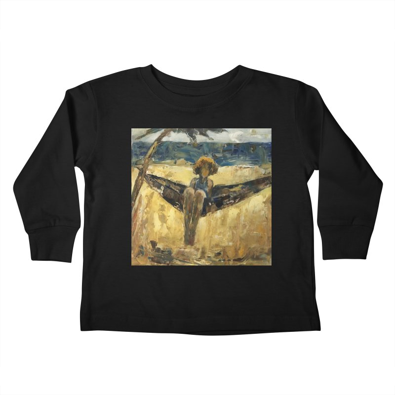Goodlife Kids Toddler Longsleeve T-Shirt by JPayneArt's Artist Shop
