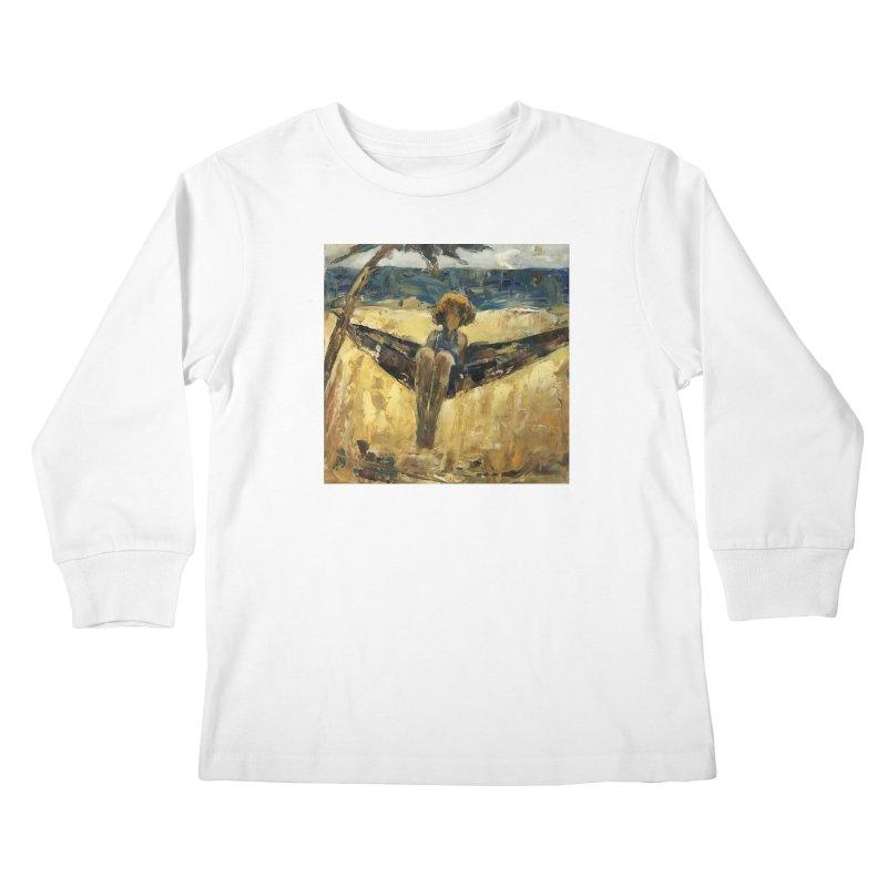 Goodlife Kids Longsleeve T-Shirt by JPayneArt's Artist Shop