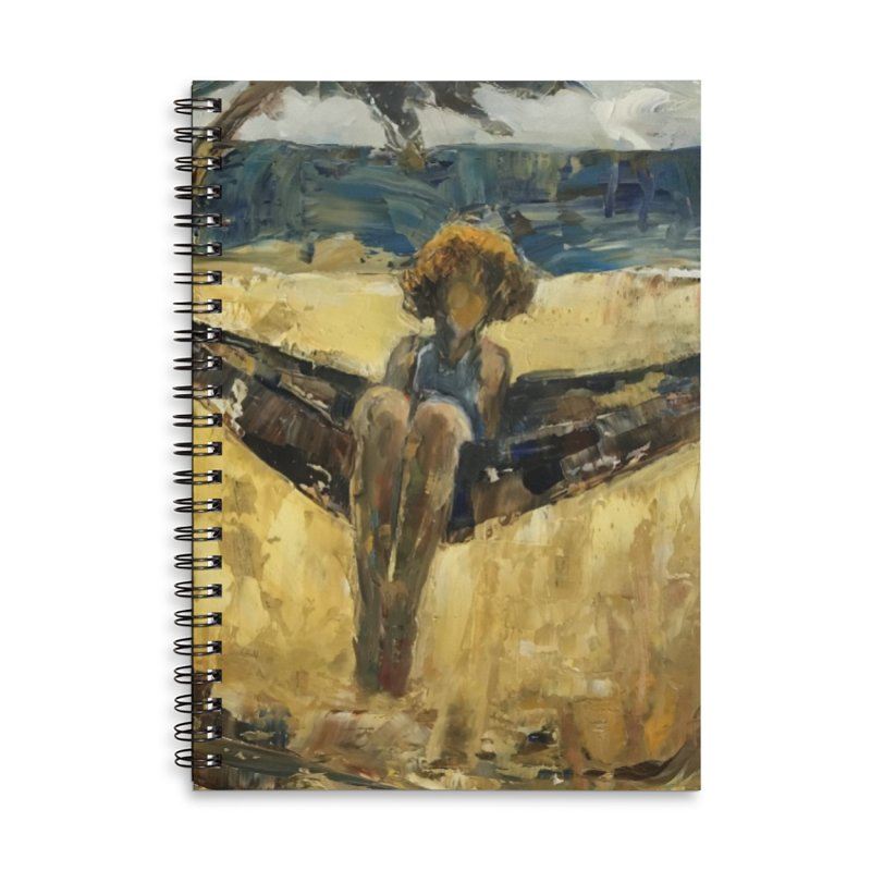 Goodlife Accessories Lined Spiral Notebook by JPayneArt's Artist Shop