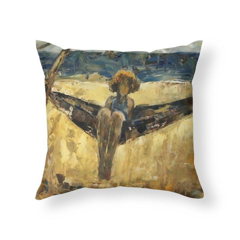 Goodlife Home Throw Pillow by JPayneArt's Artist Shop