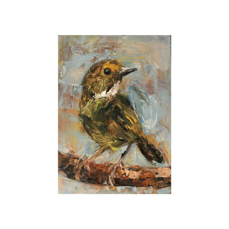 Little Bird Accessories Bag by JPayneArt's Artist Shop