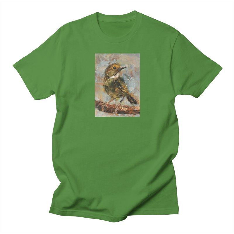 Little Bird Women's Regular Unisex T-Shirt by JPayneArt's Artist Shop