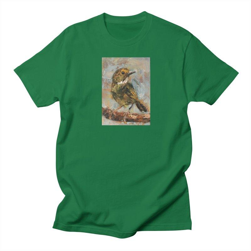 Little Bird Men's Regular T-Shirt by JPayneArt's Artist Shop