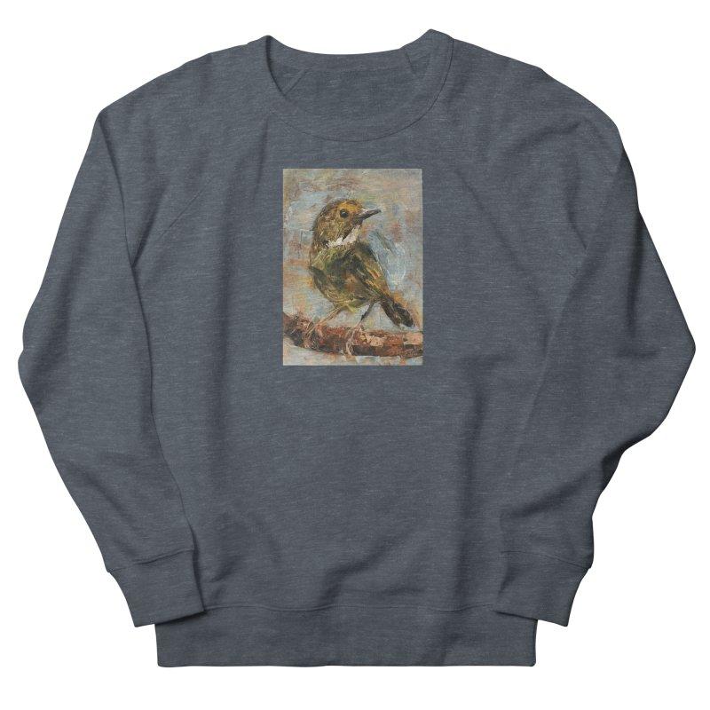 Little Bird Women's French Terry Sweatshirt by JPayneArt's Artist Shop