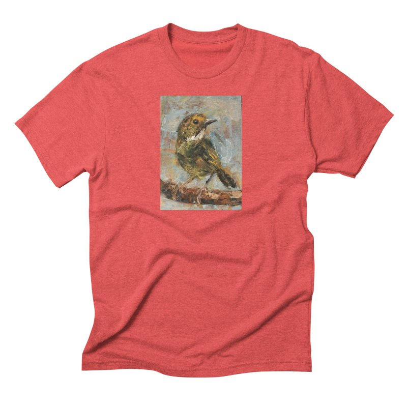 Little Bird Men's Triblend T-Shirt by JPayneArt's Artist Shop