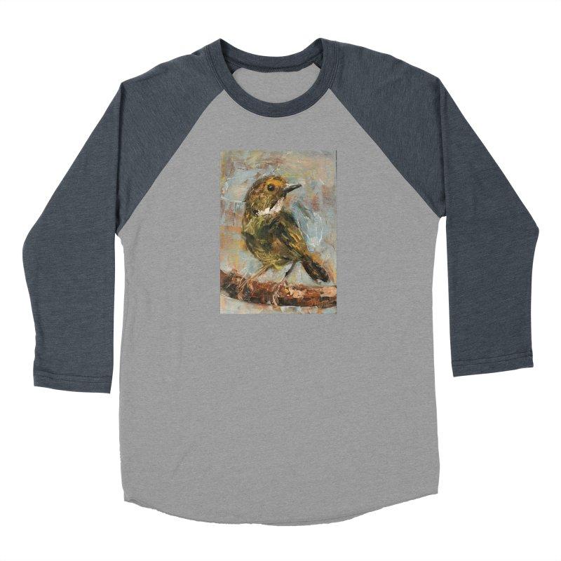 Little Bird Women's Baseball Triblend Longsleeve T-Shirt by JPayneArt's Artist Shop