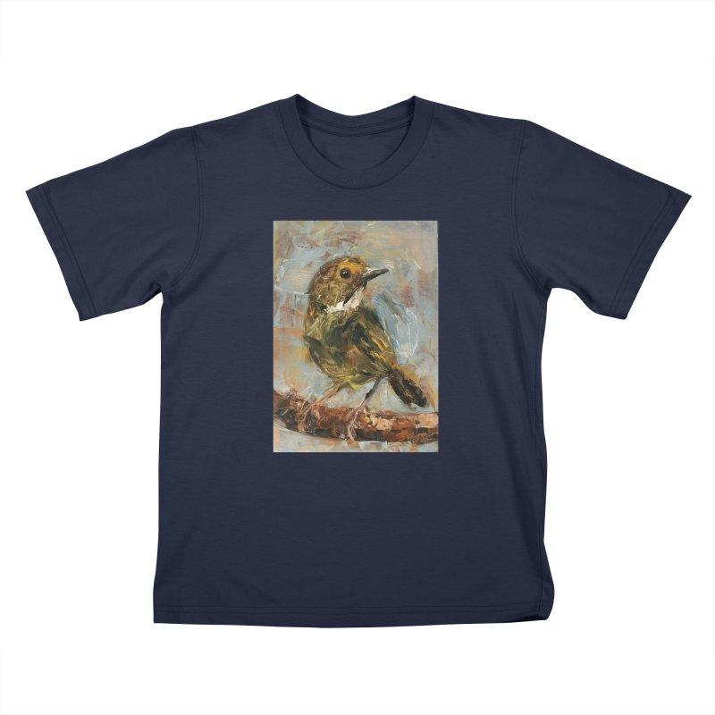 Little Bird Kids T-Shirt by JPayneArt's Artist Shop