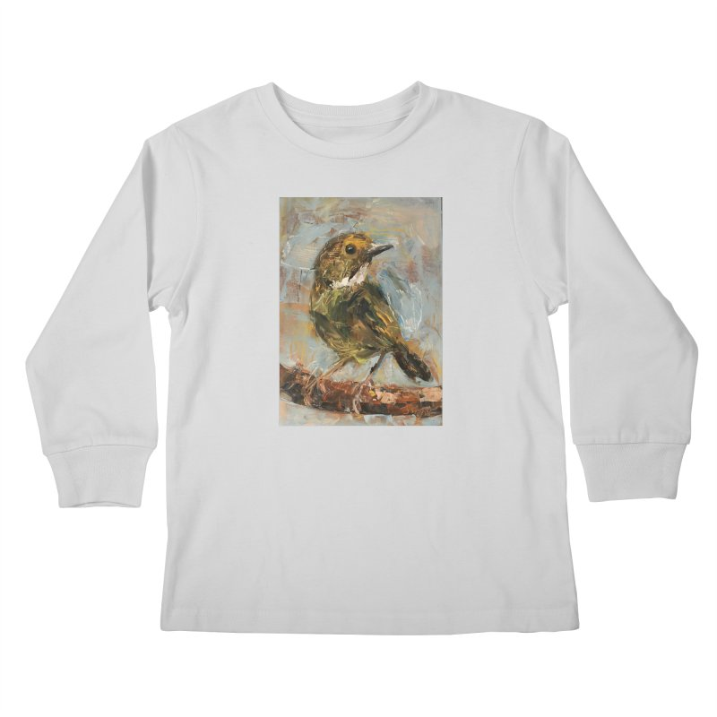 Little Bird Kids Longsleeve T-Shirt by JPayneArt's Artist Shop