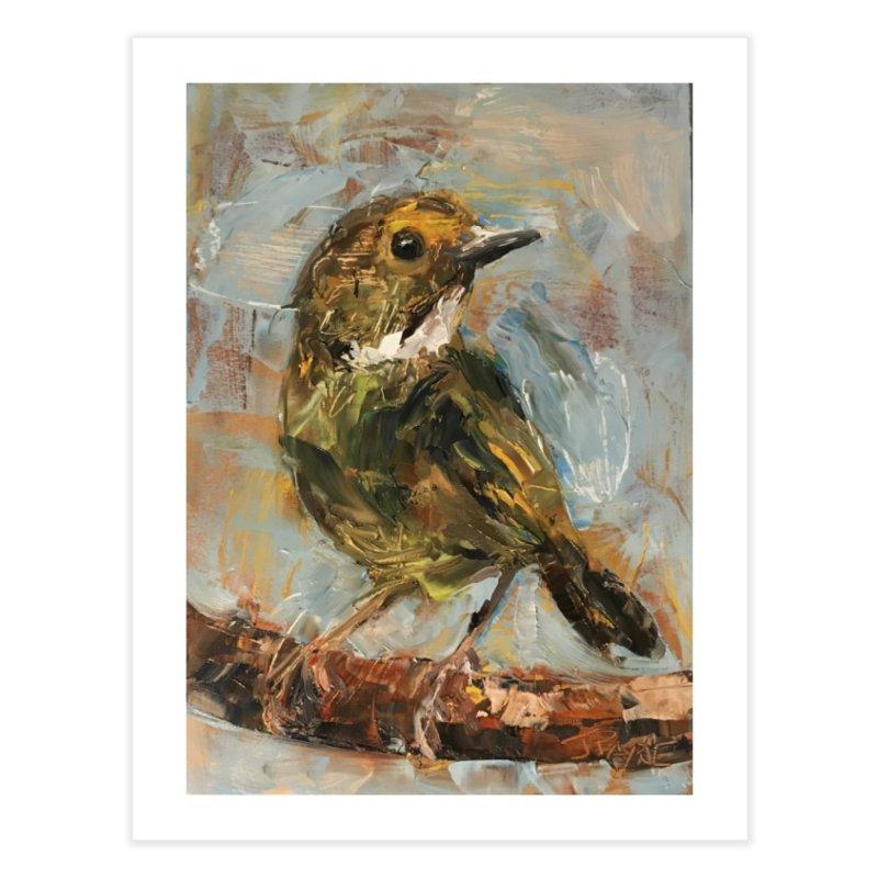 Little Bird Home Fine Art Print by JPayneArt's Artist Shop