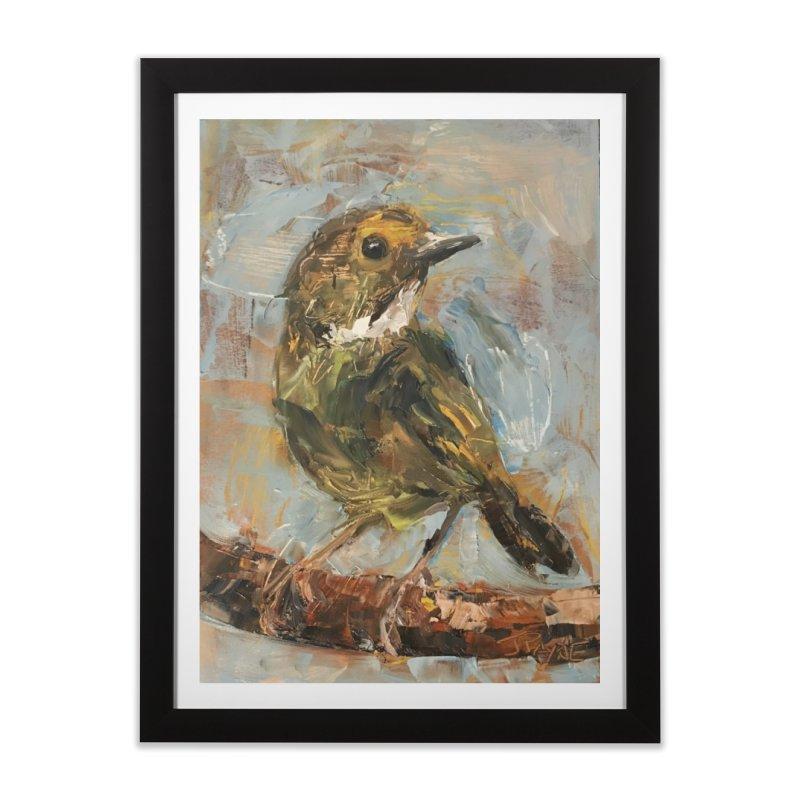 Little Bird Home Framed Fine Art Print by JPayneArt's Artist Shop