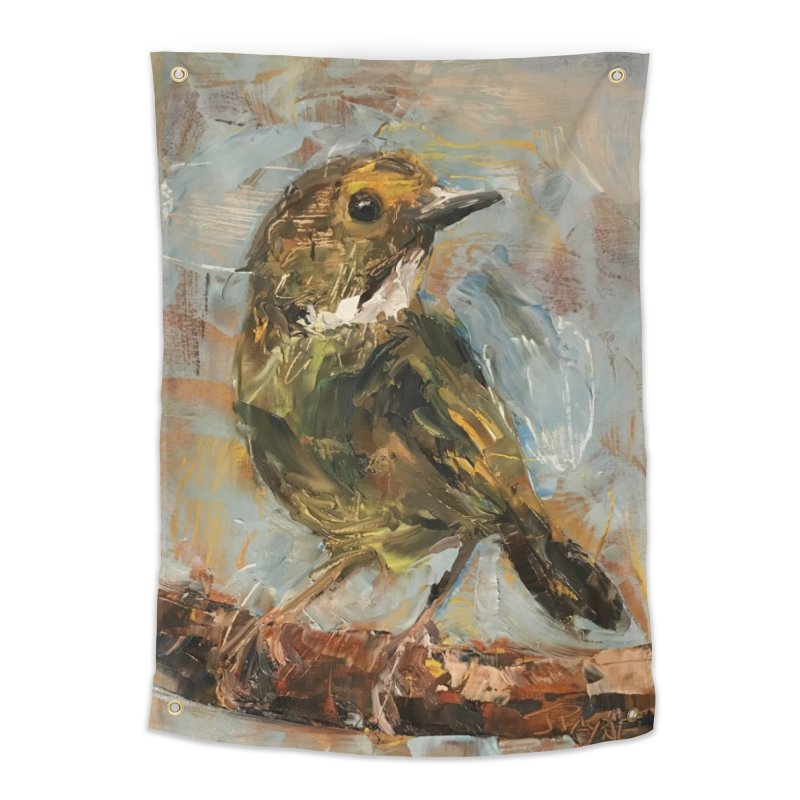 Little Bird Home Tapestry by JPayneArt's Artist Shop