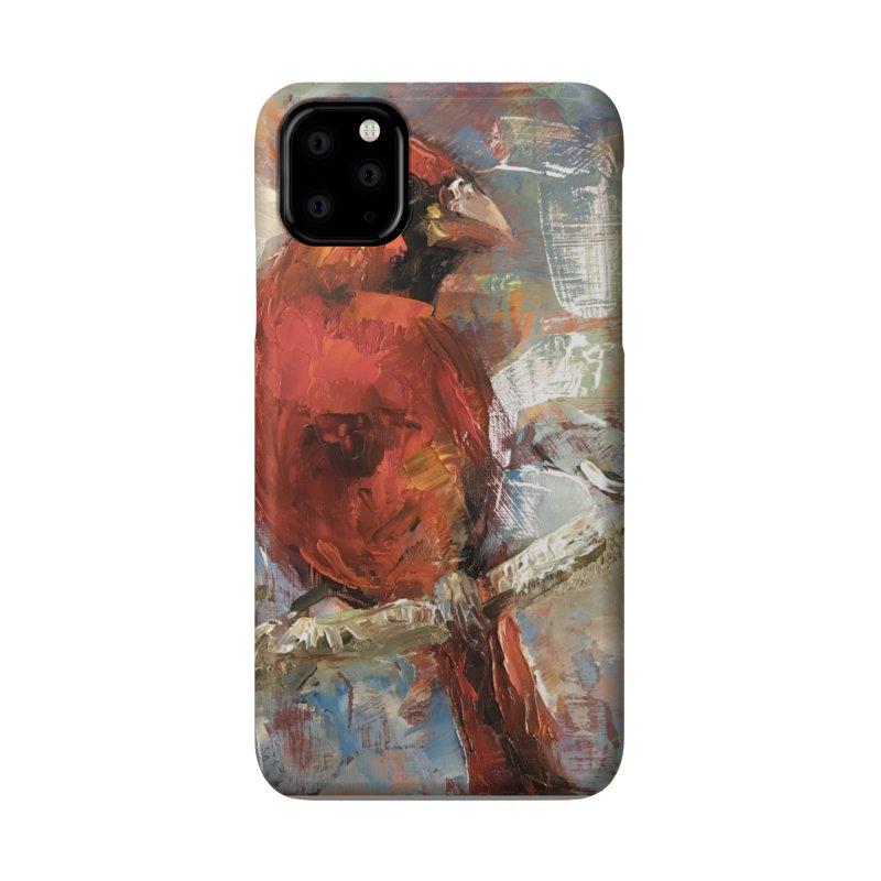 Cardinal Accessories Phone Case by JPayneArt's Artist Shop