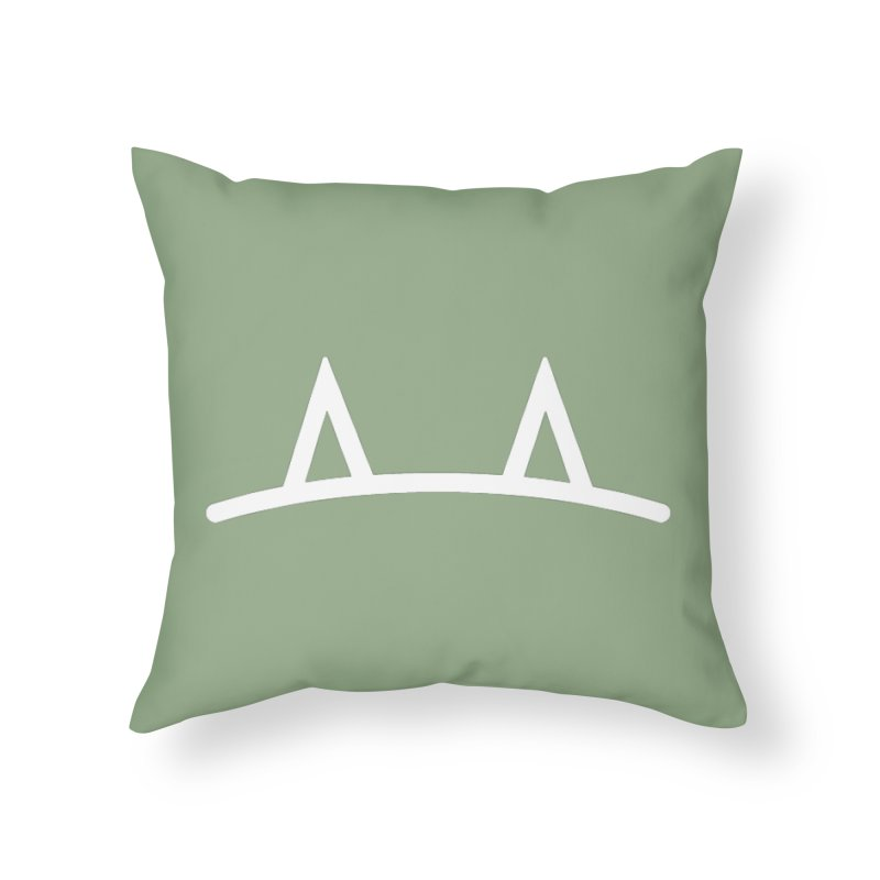 Team Jacob  Home Throw Pillow by Jac=Jake