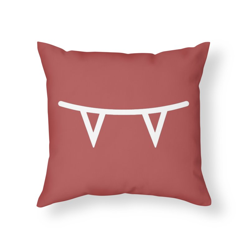 Team Edward Home Throw Pillow by Jac=Jake