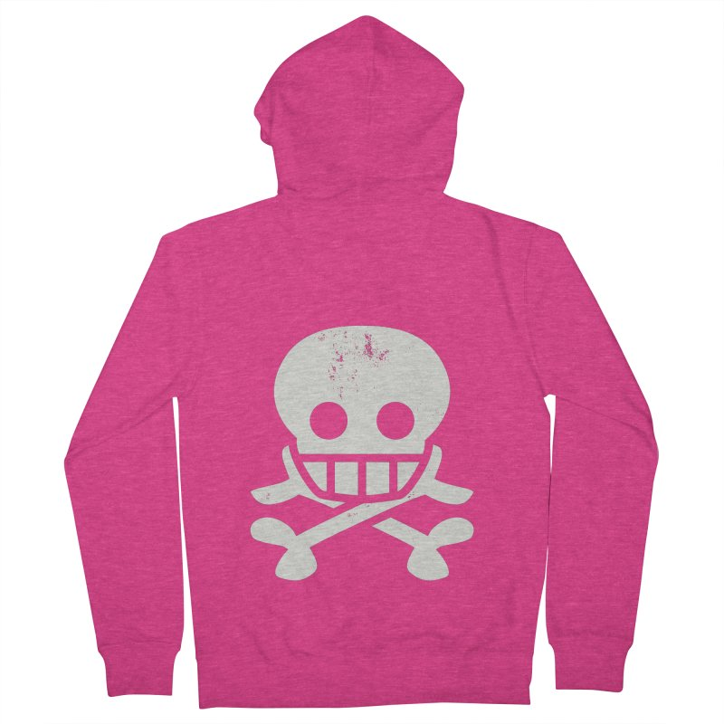 Skullio Women's Zip-Up Hoody by Jac=Jake