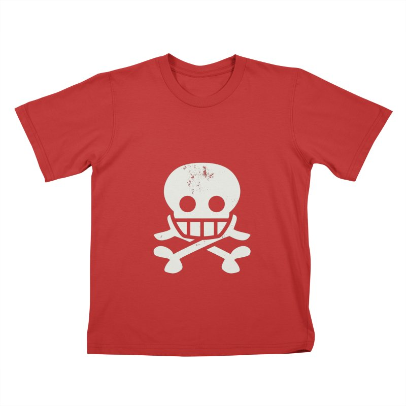 Skullio Kids T-Shirt by Jac=Jake