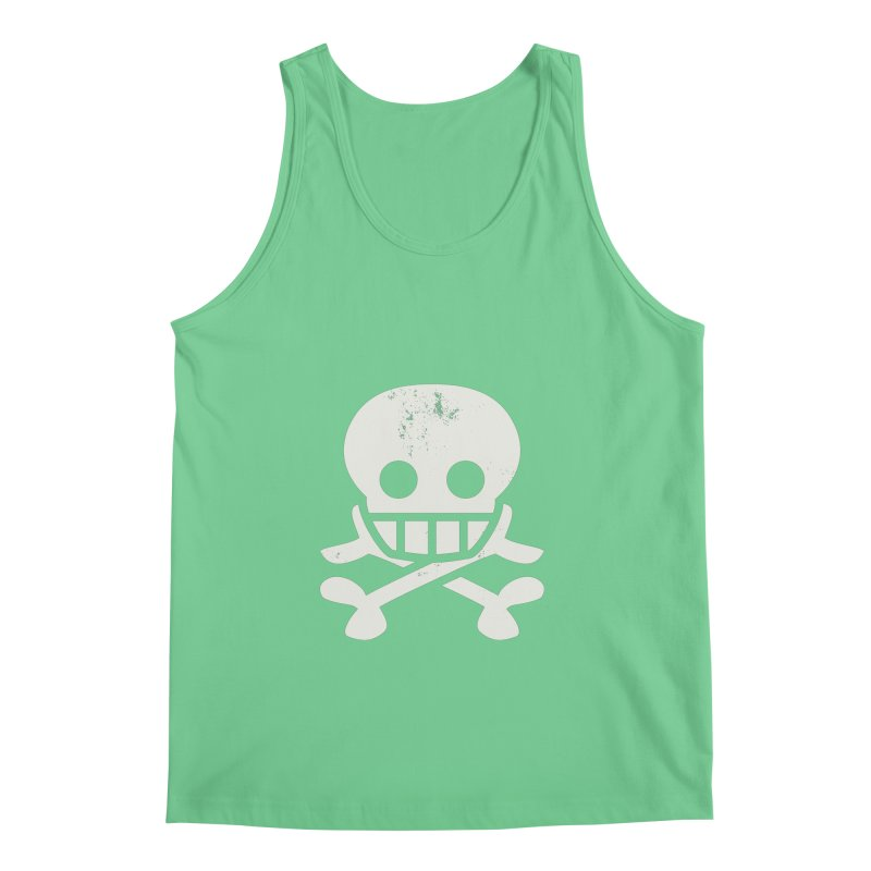 Skullio Men's Tank by Jac=Jake