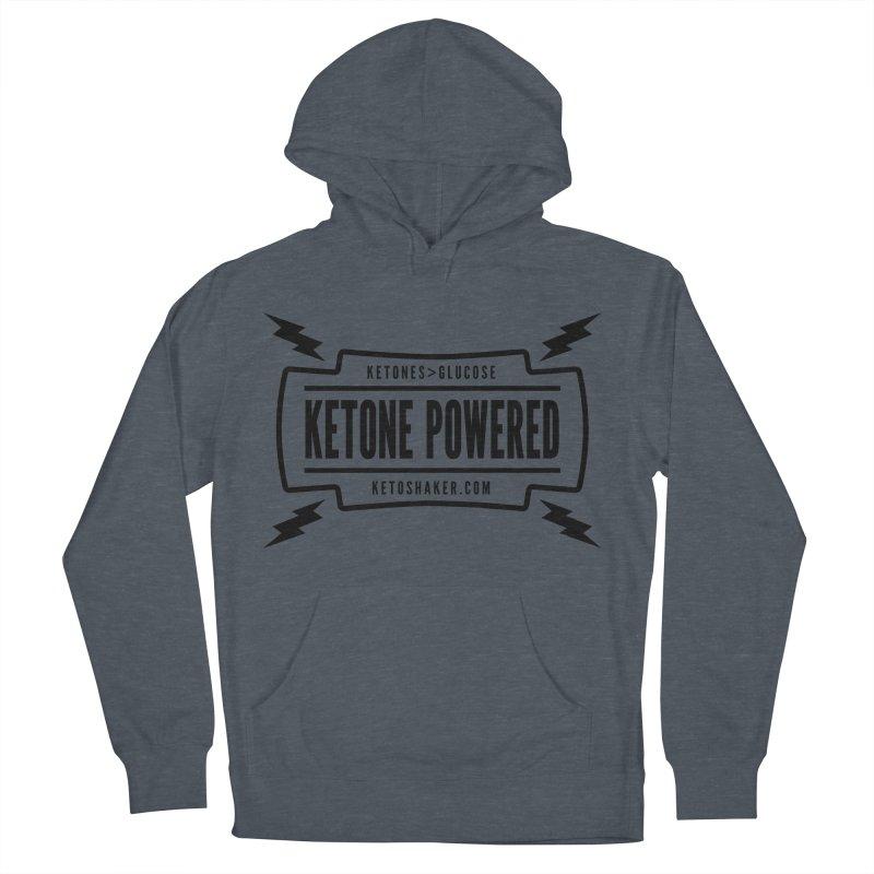 Ketone Powered Men's Pullover Hoody by Jac=Jake