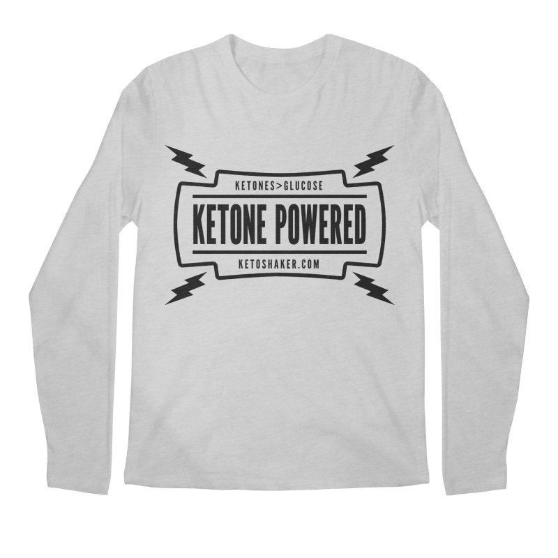Ketone Powered Men's Longsleeve T-Shirt by Jac=Jake
