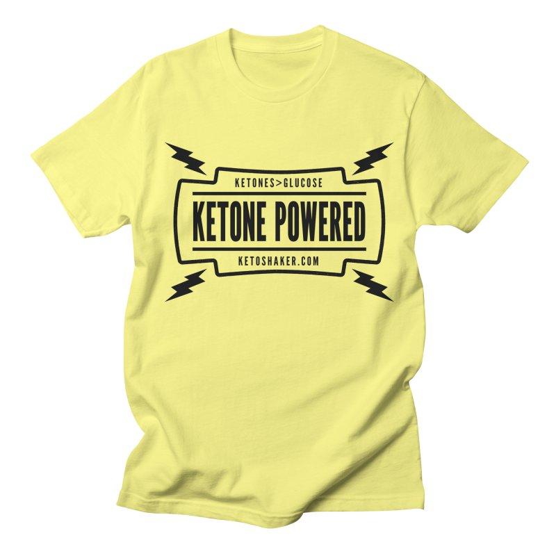 Ketone Powered   by Jac=Jake