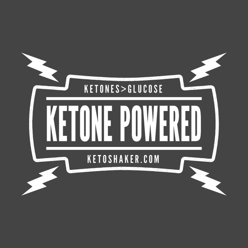 Ketone Powered Too Women's Tank by Jac=Jake